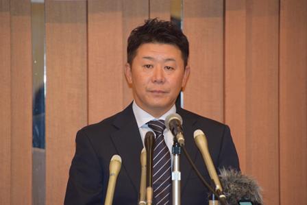 柳沢裕一監督就任のお知らせ – 信濃グランセローズ オフィシャルサイト